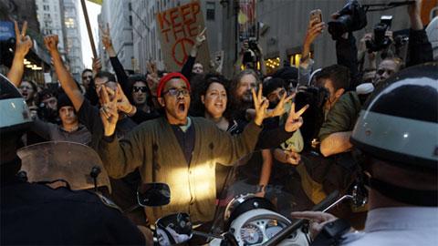 Những người biểu tình